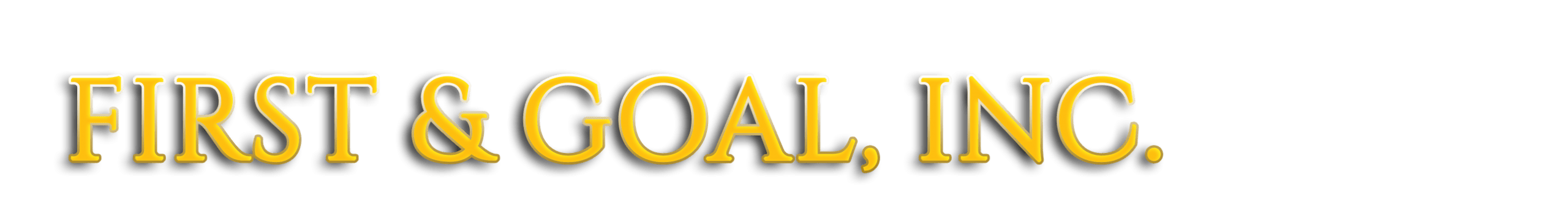 First & Goal, Inc.